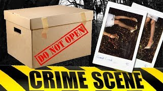 UNBOXING A DARK WEB MURD3R MYSTERY BOX (Police Called)