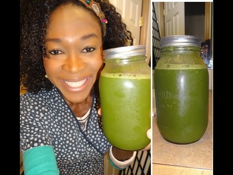 NOURISHING GREEN JUICE. Live Healthy + Stay Healthy
