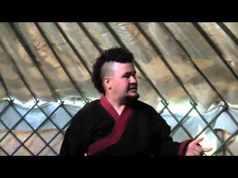 The PVC Pipe Yurt