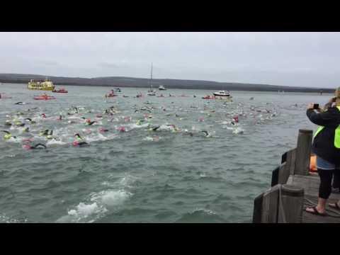 RLSS Poole Lifeguard: Brownsea Island Open Water Charity Swim