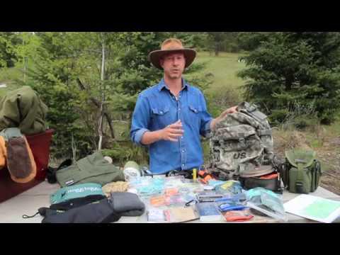 Bug Out Bag Survival Essentials