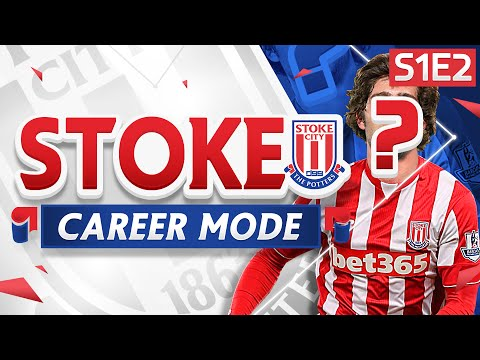 FIFA 16 Stoke Career Mode - MORE TRANSFERS! AMAZING YOUNGSTER!  - S1E2