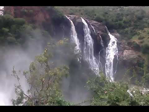 Gaganachukki Barachukkii falls