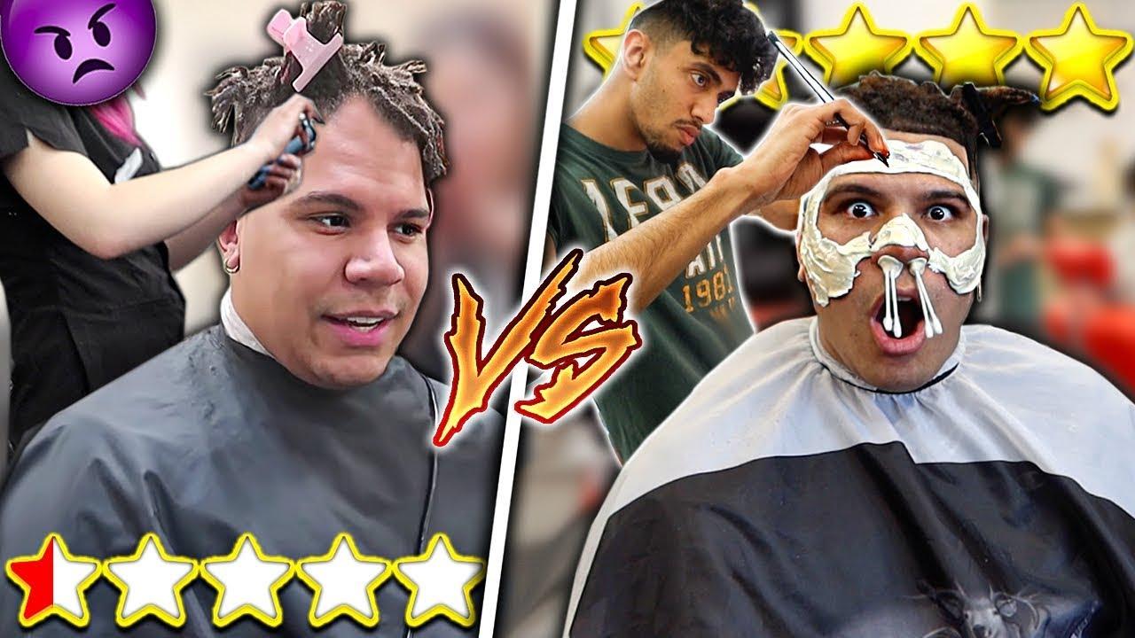 $10 Haircut VS $100 Haircut... **huge mistake**