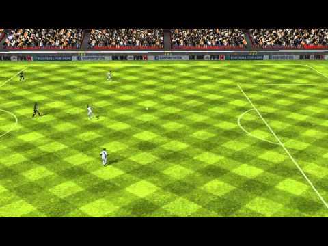 FIFA 14 Android - 11 DE MESSI VS 11 DE ALABA