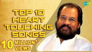 Top 10 Songs Of Kj Yesudas  Heart Touching Collection  Tamil Movie  Hd Audio Jukebox