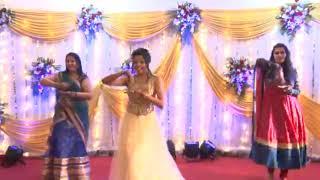 Mehendi hai Rachne walli  & Soni Chiraiya Ek din udd jaegi... Choreography