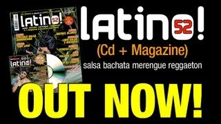 LATINO! 52 Compilation (Cd + Magazine)
