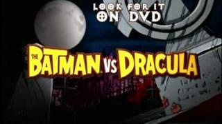 """The Batman vs Dracula"" (2005) Trailer"