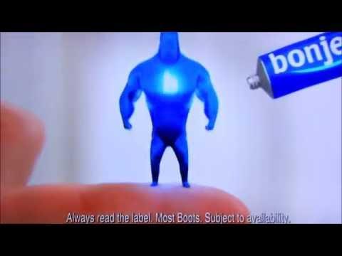 Bonjela Advert 2016