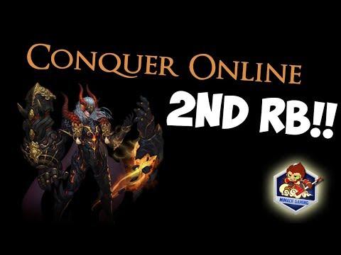 Conquer getting 2nd Rebirth