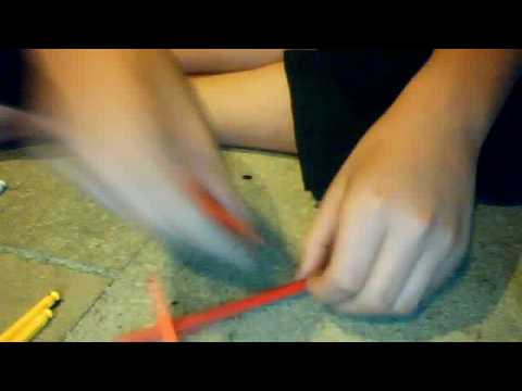 how to make a simpel knex car 1