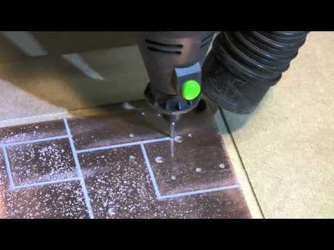 Milling circuit boards for a DIY speaker crossover on my Shapeoko 2 CNC