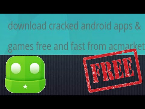 Download cracked android apps and games for free