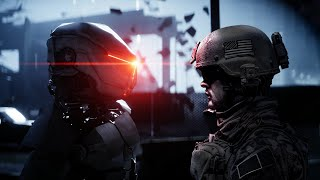 The Rise of Supersoldiers - How AI Changes Everything