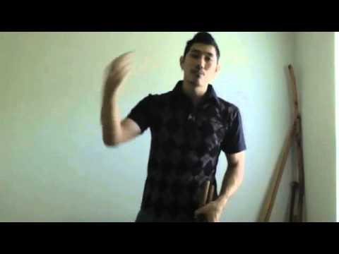eskrima five count drill arm weaving exercise