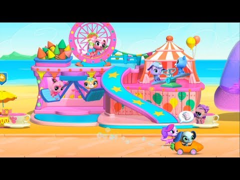 Littlest Pet Shop game - Official launch trailer - iOS/Android