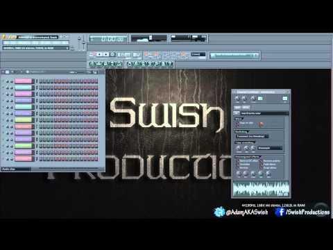 FL Studio - Drumstep - Free Flp