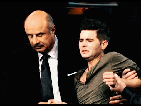 Dr. Phil Allegedly Hands Out Drugs And Alcohol Backstage