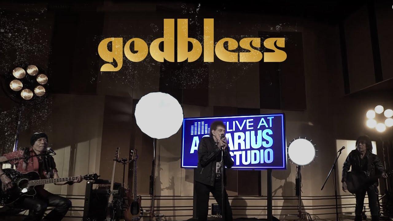 Download Live at Aquarius Studio: God Bless | Kehidupan, Bla-bla-bla, Semut Hitam MP3 Gratis