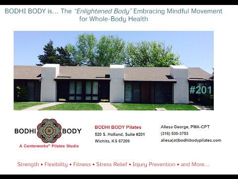 Wichita Pilates - Bodhi Body Pilates Testimonial about Aliesa George