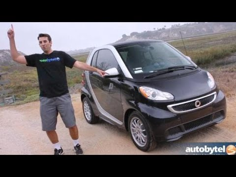 smart electric drive = Ultimate City Car?