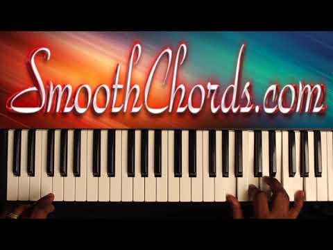 You Loved Me (Best Of My Love) (C) - Anita Wilson - Piano Tutorial