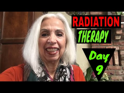 Radiation Therapy - Day 9 - And The Beat Goes On