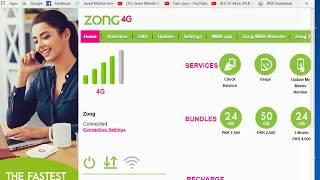FiberHome zong jazz 4g wingal sim unlock via andriod mobile