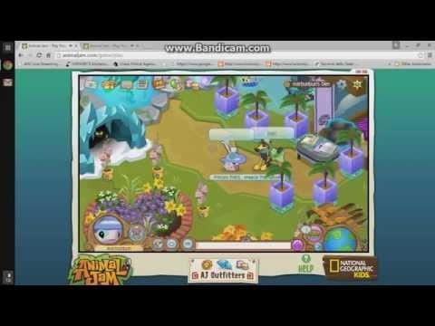 Animal Jam free chat glitch!