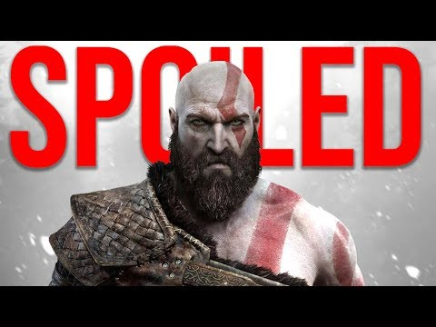 God of War Spoiled In Minutes