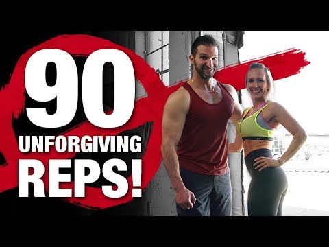 The GET RIPPED Leg Workout (MINI ROUTINE MAX GAINS!)