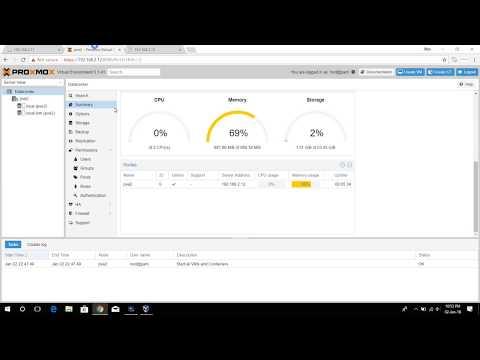 Download Proxmox VE 5 1 Automatic Fail-Over using Ceph Luminous