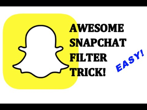 How to get many more filters! SNAPCHAT (FEB 2016)