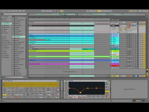 How to EQ a Snappy Kick - Ableton Live - Quick Trick for Punchy Kicks