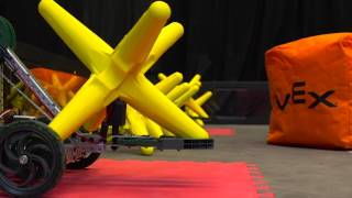 VEX Starstruck - 2016-2017 VEX Robotics Competition Game