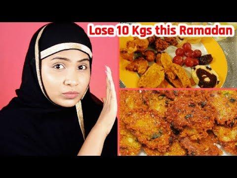Loose 5 -10 kgs this Ramadan | Easy Weight loss diet plan for Ramadan | Rabia Skincare