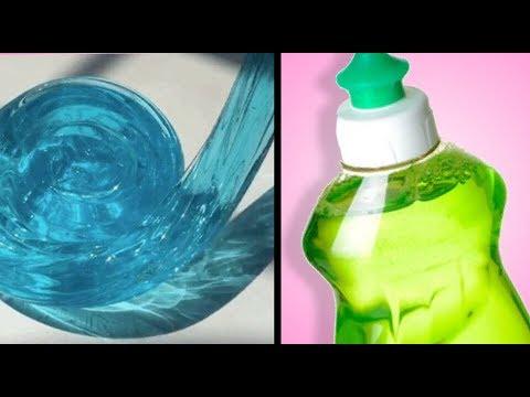 SHAMPOO SLIME! 💦 Testing DIY Water Shampoo SLIME (NO GLUE)