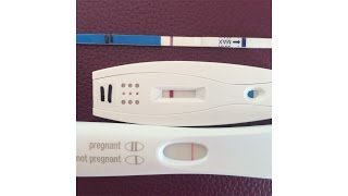 Live Pregnancy Test IUI Cycle 15dpo 25/8/14
