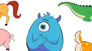 Tail Tail Tail... I Wish i had A Tail Song | Nursery Rhymes by FunForKidsTV