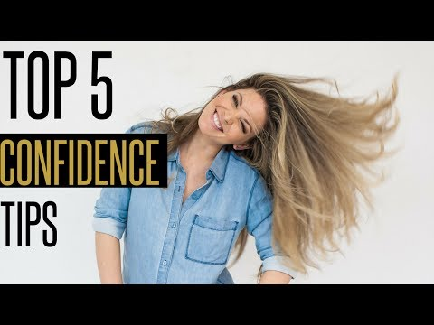 How to Build Confidence | 5 Tips to Boost Confidence