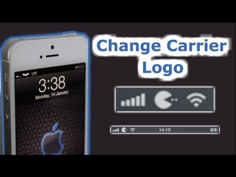 How To Change Carrier Logo On The iPhone and iPad (No Jailbreak)