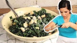 A Kale Salad You