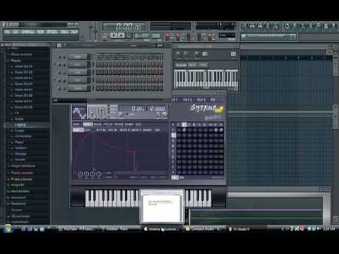 How to make a simple Hip-Hop beat in FL 9