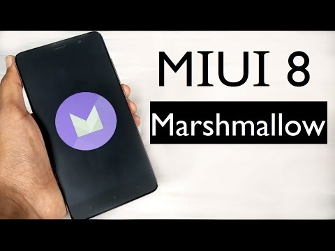Redmi Note 3 Marshmallow Update: How to Install Official Android Marshmallow based on MIUI 8
