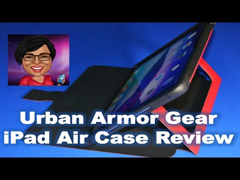 Urban Armor Gear iPad Air 2 Case Review