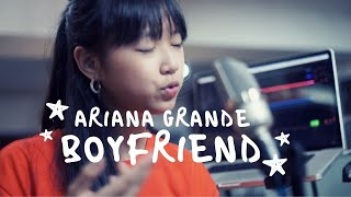Ariana Grande, Social House - boyfriend (KIM! Cover)