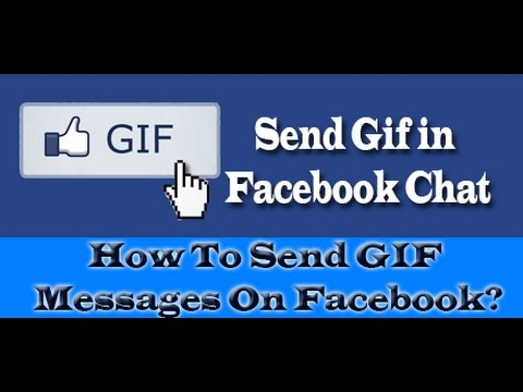 How To Send Gif On Facebook