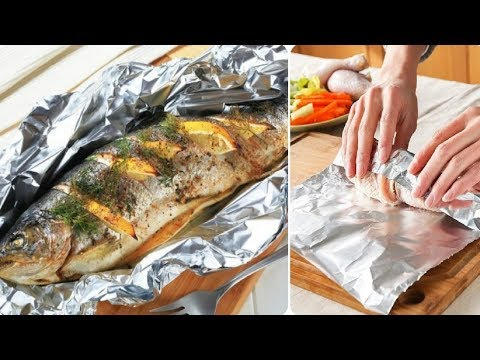 Do You Ever Cook With Aluminum Foil? If So, Read This