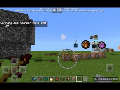 Summoning epic mob projectiles in MC 1.2.0.2!!!!!!!!!!!!!!!!!!